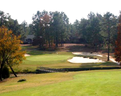 Country Club Of Whispering Pines, East Course,Whispering Pines, North Carolina,  - Golf Course Photo