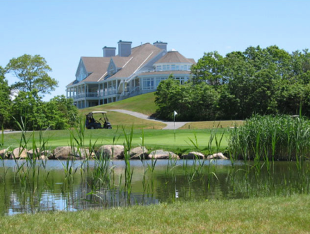 The Cape Club,North Falmouth, Massachusetts,  - Golf Course Photo