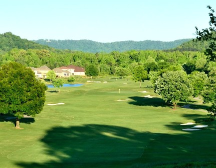 Council Fire Golf Club,Chattanooga, Tennessee,  - Golf Course Photo