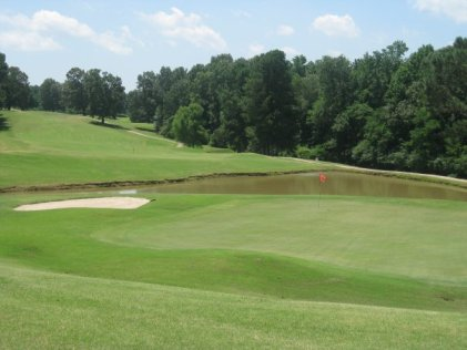 Panola Country Club,Batesville, Mississippi,  - Golf Course Photo