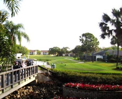 The Villages at Country Creek Golf Course, Estero, Florida, 33928 - Golf Course Photo