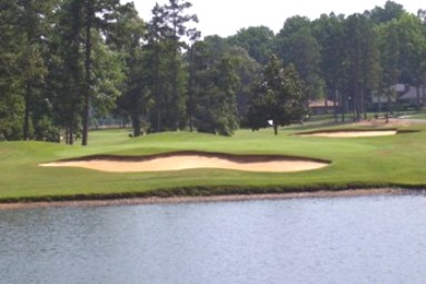 Cleveland Country Club,Shelby, North Carolina,  - Golf Course Photo