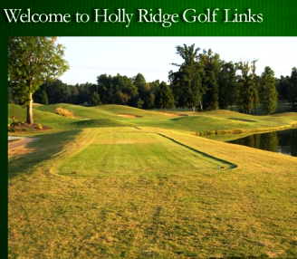 Golf Course Photo, Holly Ridge Golf Links, Archdale, 27263