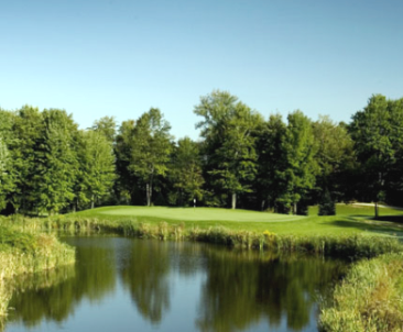 Golf Course Photo, Manistee National Golf & Resort - Cutters' Ridge, Manistee, 49660