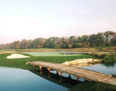 Tartan Fields Golf Club,Dublin, Ohio,  - Golf Course Photo