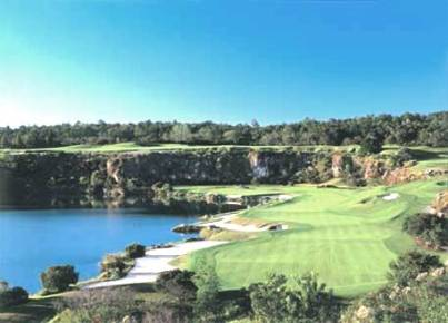 Black Diamond Ranch, Quarry Course,Lecanto, Florida,  - Golf Course Photo