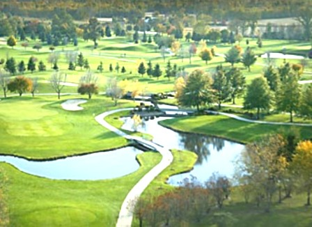 Pleasant Valley Golf Course, Iowa City, Iowa, 52240 - Golf Course Photo