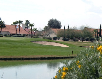 Trail Ridge Golf Course At Sun City West, Sun City West, Arizona, 85375 - Golf Course Photo