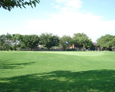 Big Spring Country Club, Big Spring, Texas, 79721 - Golf Course Photo