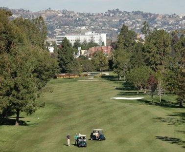 Hillcrest Country Club,Los Angeles, California,  - Golf Course Photo