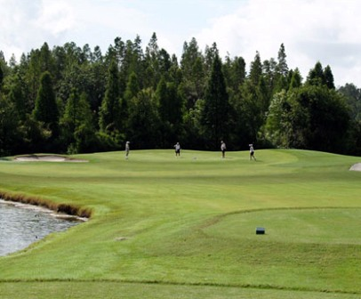 Big Cypress Golf & Country Club, Big Cypress North Course,Lakeland, Florida,  - Golf Course Photo