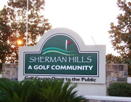 Sherman Hills Golf Club, Brooksville, Florida, 34602 - Golf Course Photo
