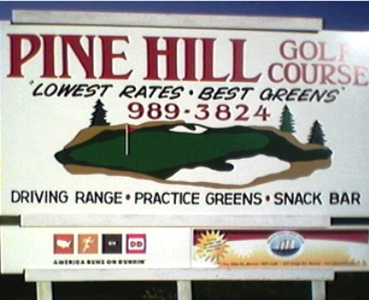 Pine Hill Golf Club,Brewer, Maine,  - Golf Course Photo