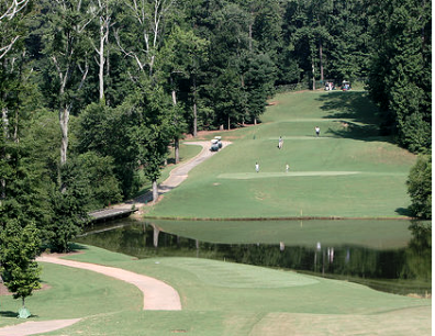 Golf Course Photo, Charlie Yates Golf Course, Atlanta, 30317