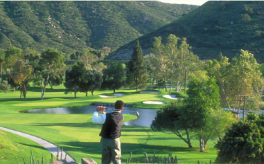 Sycuan Resort, Oak Glen,El Cajon, California,  - Golf Course Photo