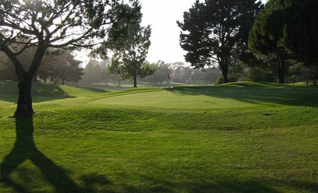Lomas Santa Fe Executive Golf Course, Solana Beach, California, 92075 - Golf Course Photo