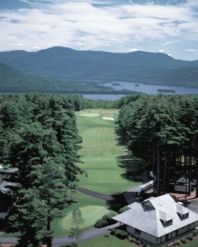 The Sagamore Resort & Golf Club, Sagamore Golf Course,Bolton Landing, New York,  - Golf Course Photo