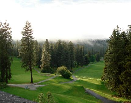 Golf Course Photo, Indian Canyon Golf Course, Spokane, 99224
