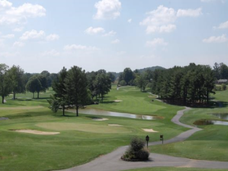 Country Club Of Bristol,Bristol, Tennessee,  - Golf Course Photo