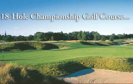 Fortress, The,Frankenmuth, Michigan,  - Golf Course Photo