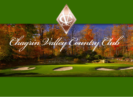 Golf Course Photo, Chagrin Valley Country Club, Chagrin Falls, 44022
