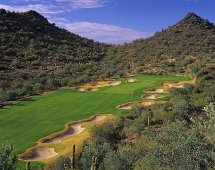 Golf Course Photo, Quintero Golf Club, Peoria, 85383