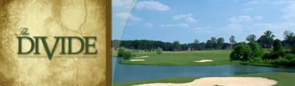 Divide Golf Club, Matthews, North Carolina, 28104 - Golf Course Photo