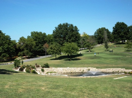 Golf Course Photo, Creve Coeur Golf Club, Creve Coeur, 63141