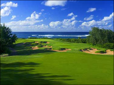 Turtle Bay Resort, Arnold Palmer Course, Laie, Hawaii, 96762 - Golf Course Photo