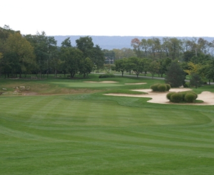 Penn State Golf Courses, White Course,State College, Pennsylvania,  - Golf Course Photo