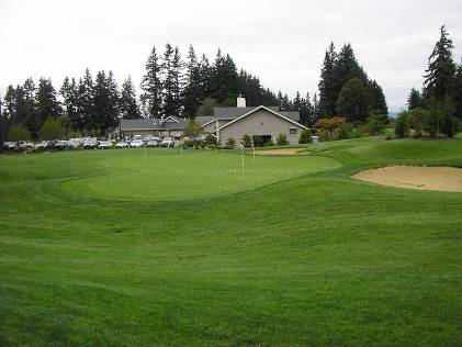 Everett Golf & Country Club, Everett, Washington, 98203 - Golf Course Photo