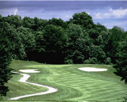 Golf Course Photo, Eagle Creek Golf Club, Sycamore Golf Course, Indianapolis, 46234