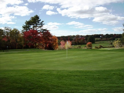 Golf Course Photo, Wawenock Country Club, Walpole, 04573