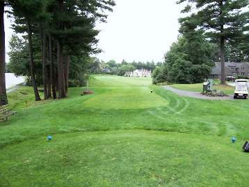 Golf Course Photo, Thomson Country Club, North Reading, 01864