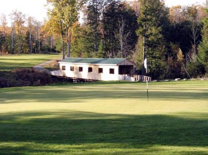 Natanis Golf Course, Tomahawk,Vassalboro, Maine,  - Golf Course Photo