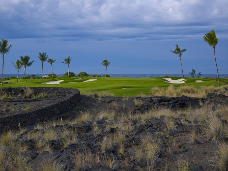 Golf Course Photo, Kohanaiki Golf and Ocean Club, Kalua-kona, 96740