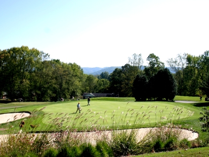 Etowah Valley Country Club & Golf Lodge,Etowah, North Carolina,  - Golf Course Photo