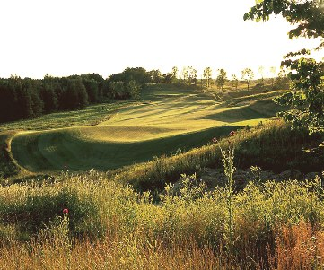 Erin Hills Golf Course, Hartford, Wisconsin, 53027 - Golf Course Photo
