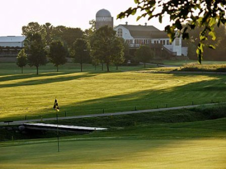 Creek's Bend Golf Course,New Prague, Minnesota,  - Golf Course Photo