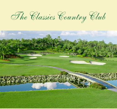 Lely Flamingo Island Club, Classics Golf Course,Naples, Florida,  - Golf Course Photo