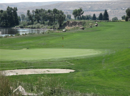 Rolling Green Country Club,Green River, Wyoming,  - Golf Course Photo