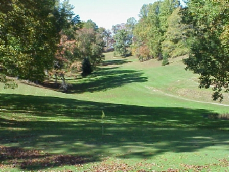 Dan Hall Mountain Resort,Coeburn, Virginia,  - Golf Course Photo