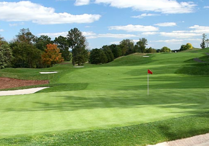 Fiddlers Elbow Country Club, Meadow,Far Hills, New Jersey,  - Golf Course Photo
