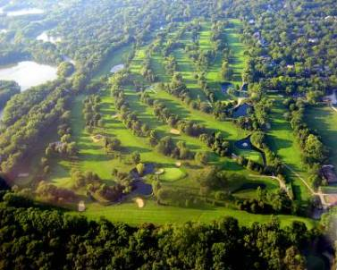 Winnetka Golf Club, Regulation Course,Winnetka, Illinois,  - Golf Course Photo