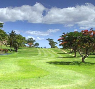 Makaha Resort Golf Club, Makaha, Hawaii, 96792 - Golf Course Photo