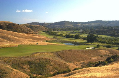 Golf Course Photo, Arroyo Trabuco Golf Club, Mission Viejo, 92692
