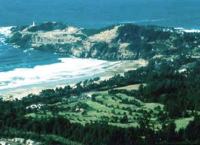 Agate Beach Golf Course,Newport, Oregon,  - Golf Course Photo