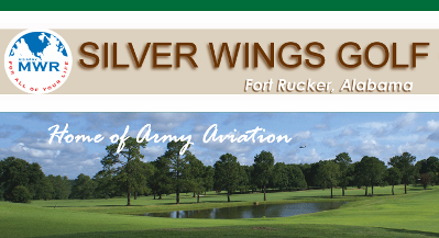 Silver Wings Golf Course,Fort Rucker, Alabama,  - Golf Course Photo