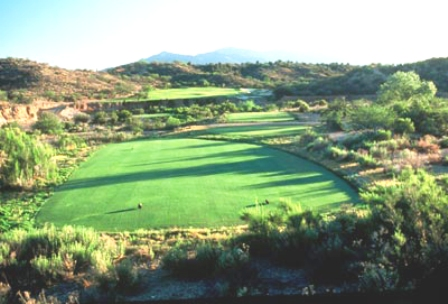Apache Stronghold Golf Course,Globe, Arizona,  - Golf Course Photo