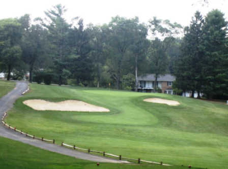 Waynesboro Country Club,Waynesboro, Virginia,  - Golf Course Photo